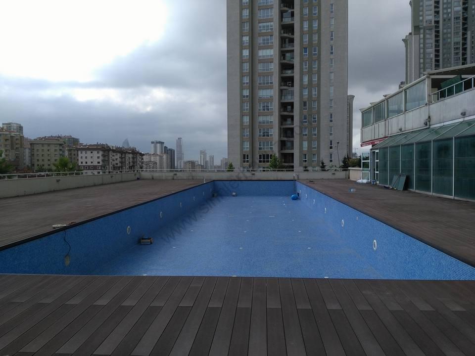 Tuzla Havuz Yapımı