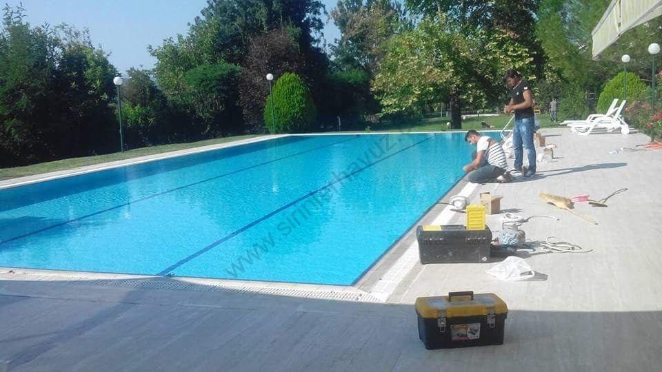 Beykoz Havuz Yapımı