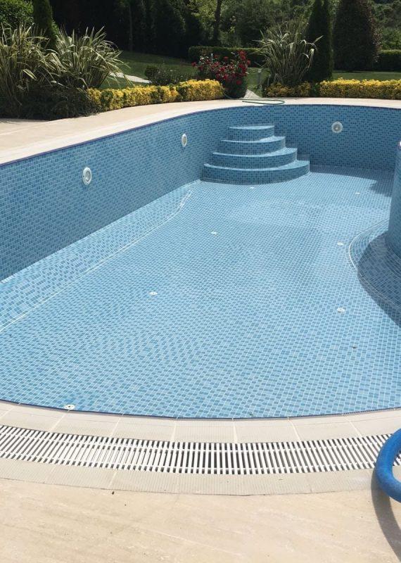 Durusu Park Havuz Yapımı