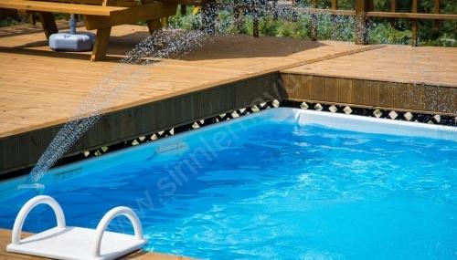 izmir havuz yapımı