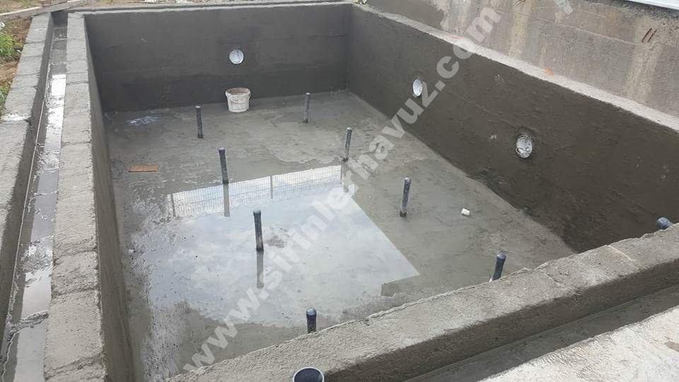 Bahçelievler Havuz Yapımı