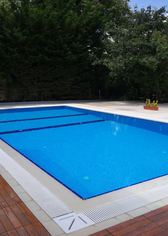 Acarkent havuz yapımı