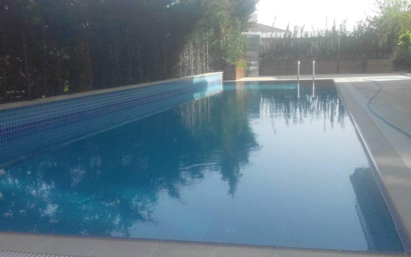 Arnavutköy Havuz Yapımı