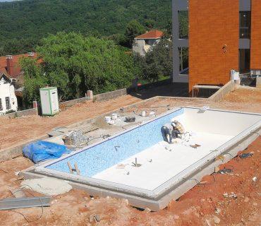 Yemenoğlu gayrimenkul havuz yapımı