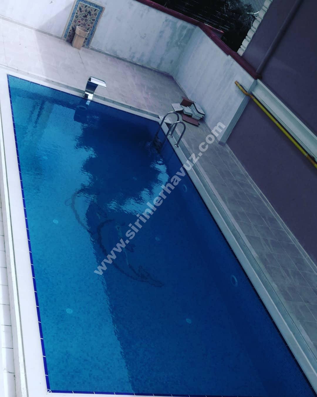 Ürkmez Havuz Yapımı