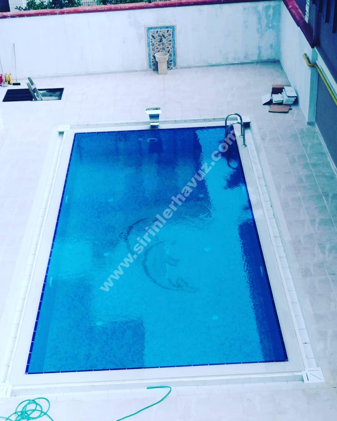 Gümüldür Havuz Yapımı