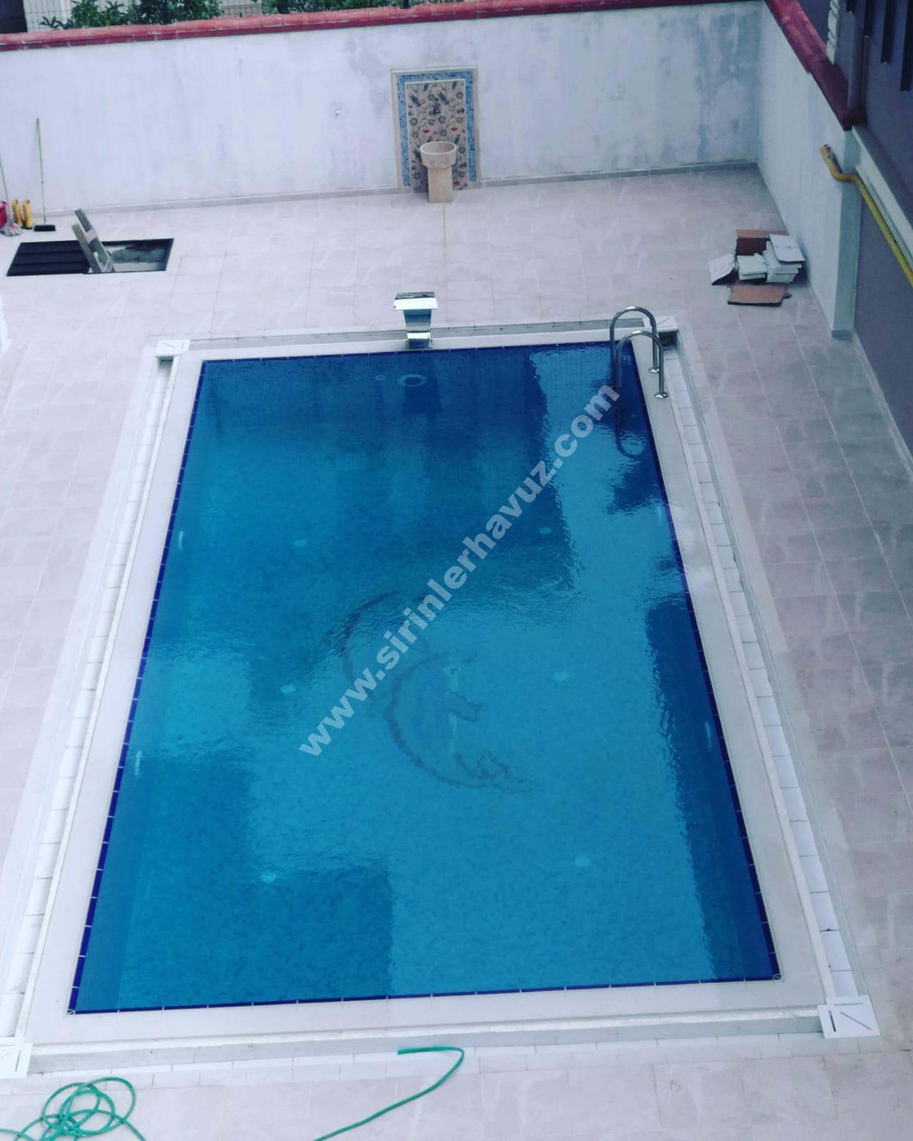 Menderes Havuz Yapımı