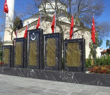 Şile belediyesi anıt projesi